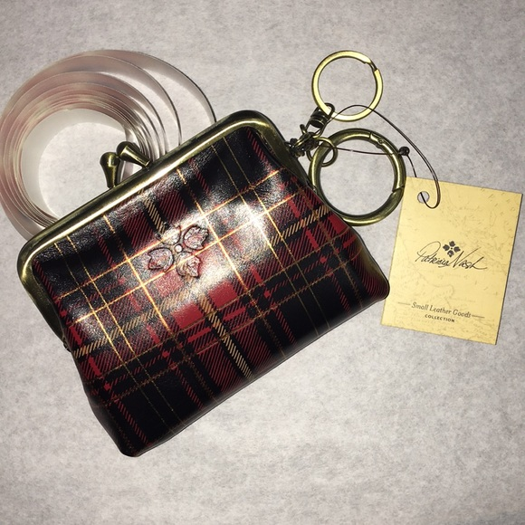 6aae5d73eb3d Patricia Nash Accessories | Tartan Borse Coin Purse | Poshmark